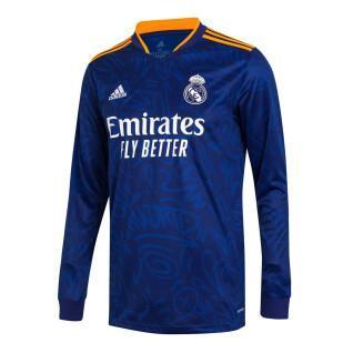 Camiseta de manga larga para exteriores Real Madrid 2021/22
