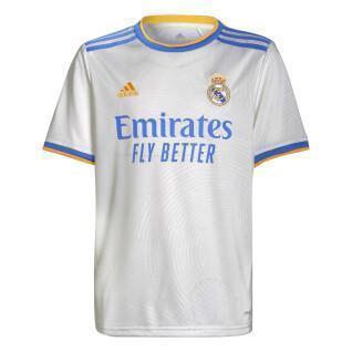 Jersey de la casa de los niños Real Madrid 2021/22
