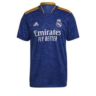 Jersey de exterior Real Madrid 2021/22