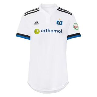 Camiseta de casa de mujer Hambourg SV 2021/22