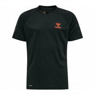 Camiseta de entrenamiento para niños Hummel hmlACTION