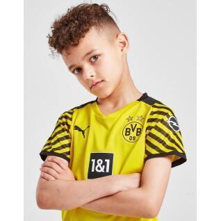 Camiseta de casa del Borussia Dortmund para niños 21/22