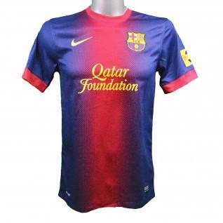 Camiseta de casa del Barcelona 2012/2013 messi