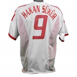 Maillot domicile Turquie World Cup 2002 Şükür