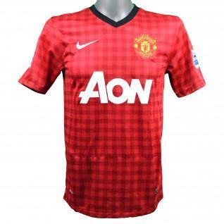 Camiseta de casa Manchester United 2012/2013 Van Persie