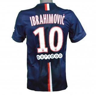 Camiseta de casa del PSG 2014/2015 Ibrahimovic L1