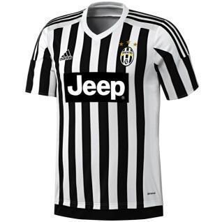 Camiseta de casa Juventus 2015/16 Pogba