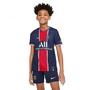 Camiseta de casa del PSG 2020/2021 para niños