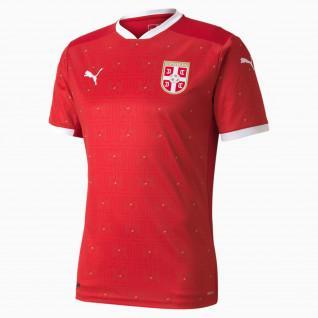Camiseta de casa Serbia 2020