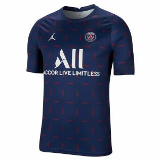 Camiseta de la casa de los niños antes del partido PSG 2021/22