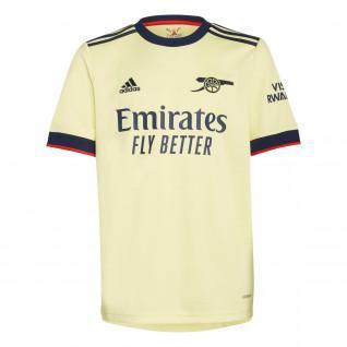 Camiseta exterior arsenal 2021/22