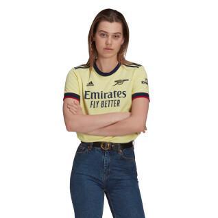 Camiseta exterior de mujer del Arsenal 2021/22