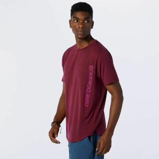 Camiseta New Balance fortitech pocket