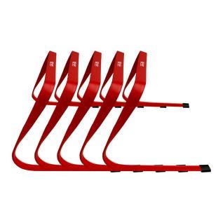 Obstáculos de agilidad y velocidad flexibles altura 23cm Pure2Improve