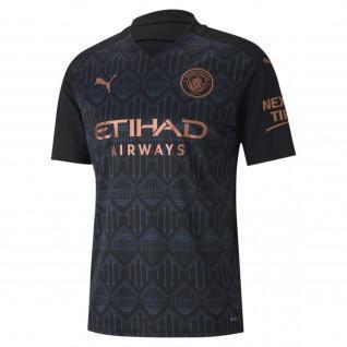 Camiseta de exterior del Manchester City 2020/21