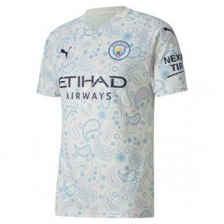 Tercera camiseta del Manchester City 2020/21