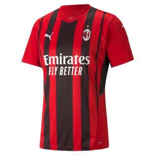 Camiseta de casa Milan AC 2021/22