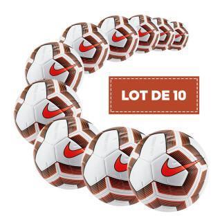 Paquete de 10 globos Nike Strike Pro Team