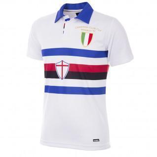 Copa U.C Sampdoria 1991/92 Camiseta exterior