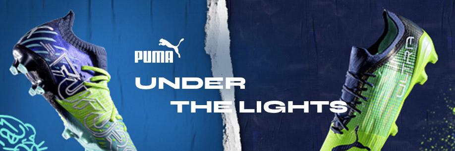 Puma Under the Lights