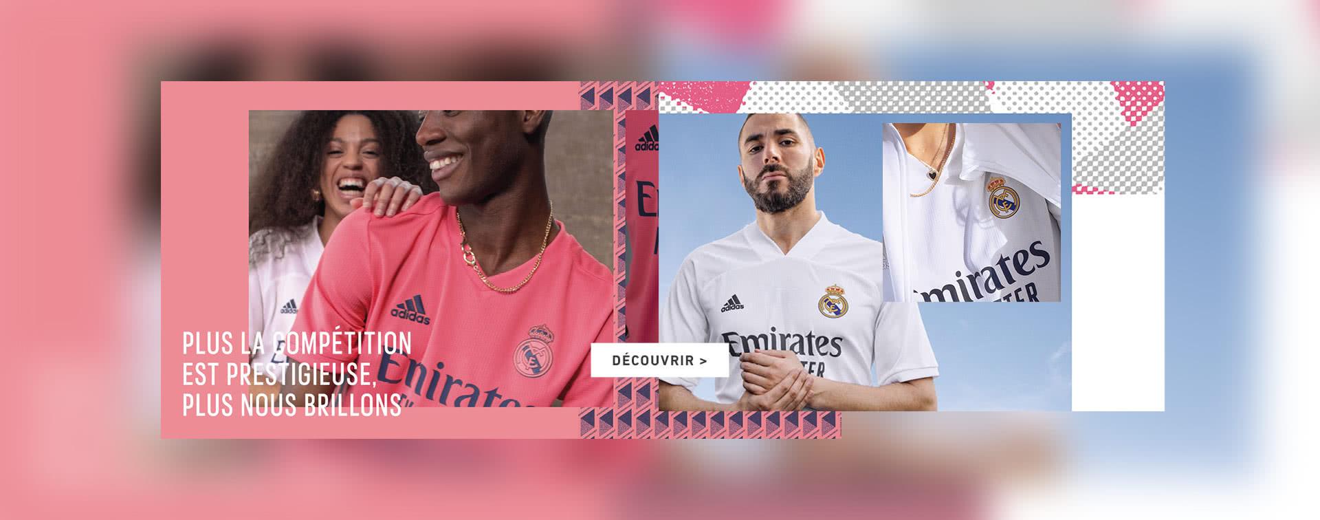 Camisetas de Real Madrid 2020/21