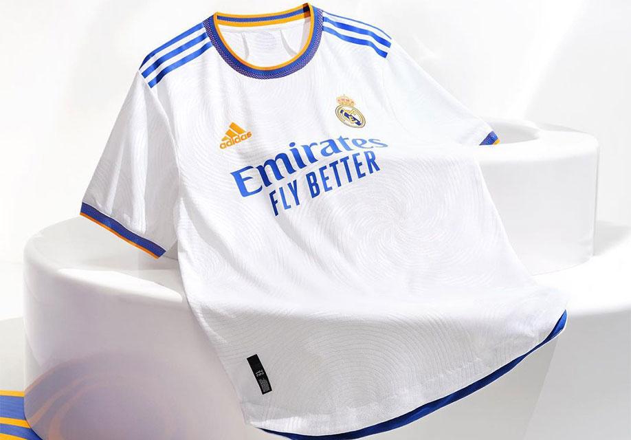 Camisetas Real Madrid 2021/22